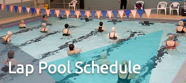 Lap Pool Schedule