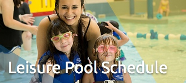 Leisure Pool Schedule
